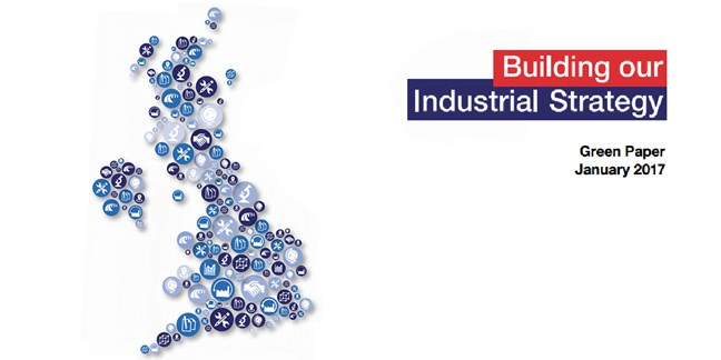 Industrial Strategy survey launched