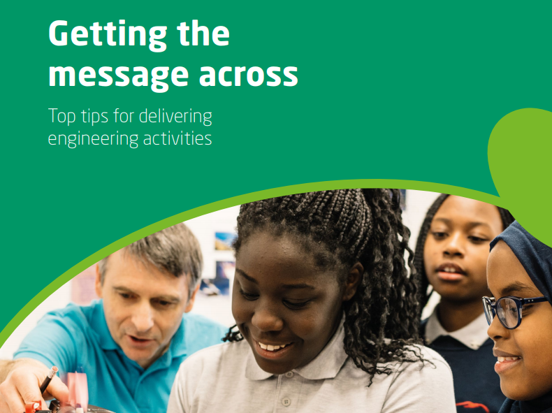 Getting the message across - Top tips for delivering engineering activities