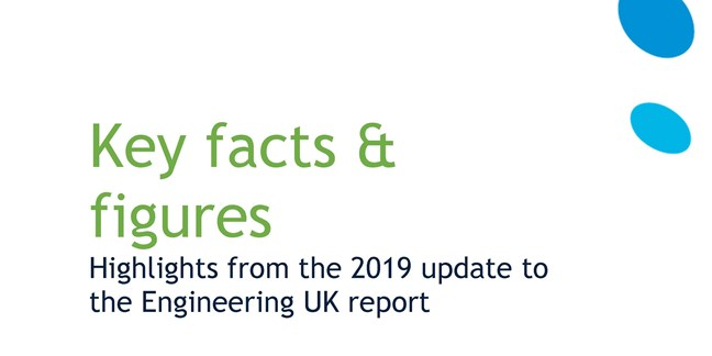 New summary highlights key facts and figures for Engineering UK report