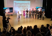 Engineers urged to get involved in Tomorrow's Engineers Week