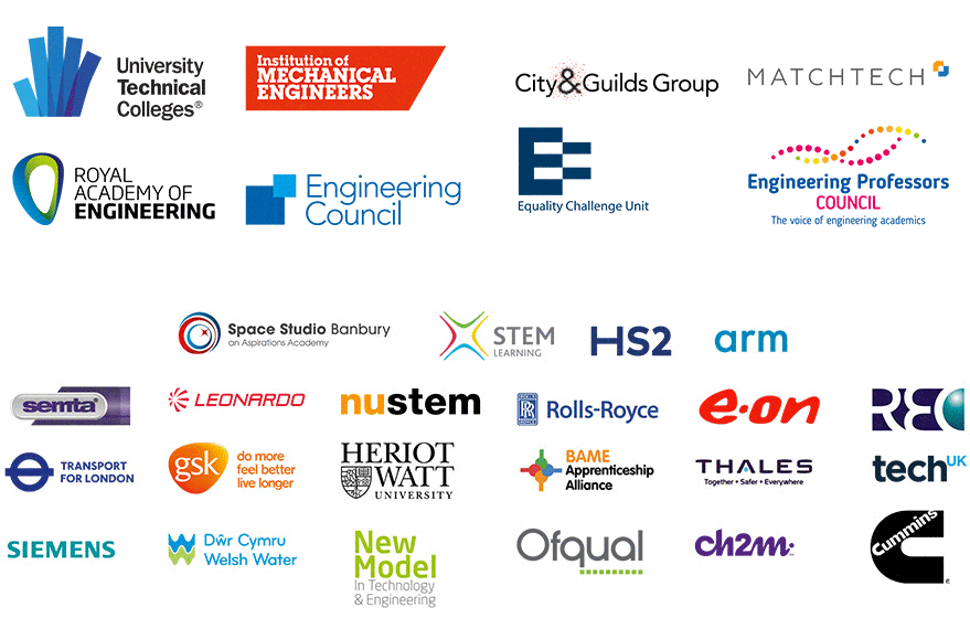 Engineering UK 2018: State of Engineering contributors